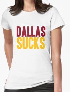 Washington Redskins - Dallas sucks - mix Womens T-Shirt
