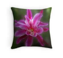 Floating Nature Throw Pillow