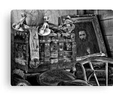 Attic Treasues Canvas Print