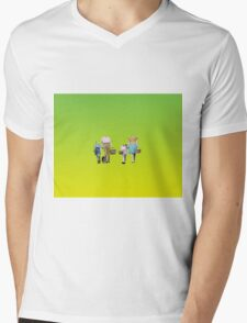 Great Day For A Picnic Mens V-Neck T-Shirt