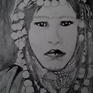 Anatolian Bride by Serran Dalmak