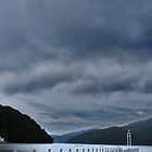 Hakone Jetty 2 by Emily McAuliffe