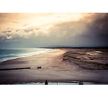 Lossiemouth Beach Photographic Print