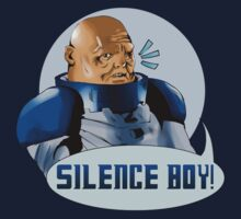 SILENCE BOY!! by KanaHyde