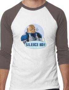 SILENCE BOY!! Men's Baseball ¾ T-Shirt