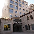 Harmony Hotel, Jerusalem by Carol Singer