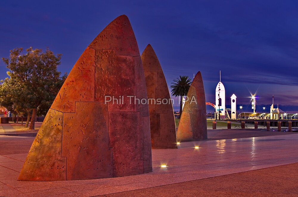 """Twilight At The Sails"" by Phil Thomson IPA"