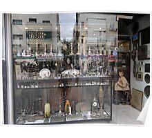 Shop Window, Tel Aviv Poster