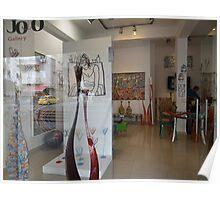 JoJo Gallery, Tel Aviv Poster