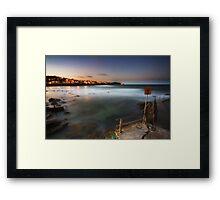 Bronte Beach, NSW Australia Framed Print