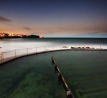 Bronte Ocean Pool, NSW Australia by Jai Honeybrook