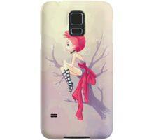 Punk Girl Samsung Galaxy Case/Skin