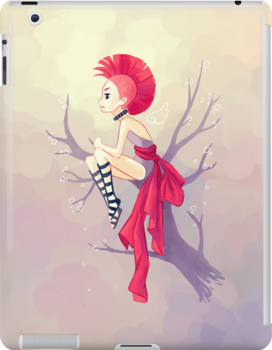 Punk Girl by freeminds