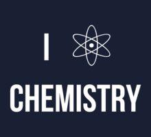 I (heart) chemistry!  by uberfrau