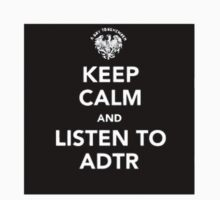 Keep Calm ADTR by skyeejohnston