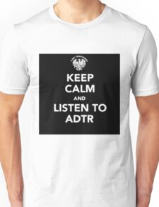 Keep Calm ADTR Unisex T-Shirt