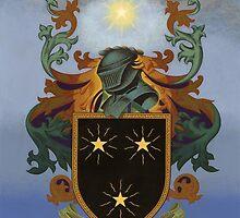 Moran Coat of Arms by neal farncroft