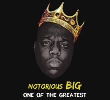 Notorious BIG (one of the greatest) by mjcreaweb