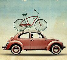 VW Bike Rack by vinpez