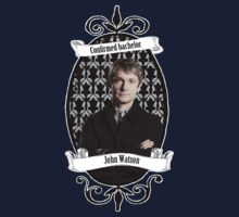 Confirmed bachelor John Watson One Piece - Short Sleeve