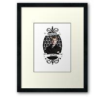 Confirmed bachelor John Watson Framed Print