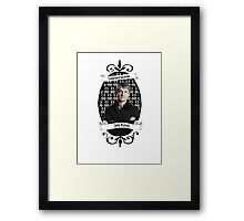 Confirmed bachelor John Watson Framed Print