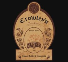 Crowley's Infernal Winery by Steve Stivaktis
