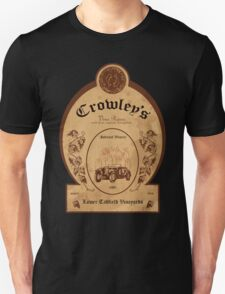 Crowley's Infernal Winery T-Shirt