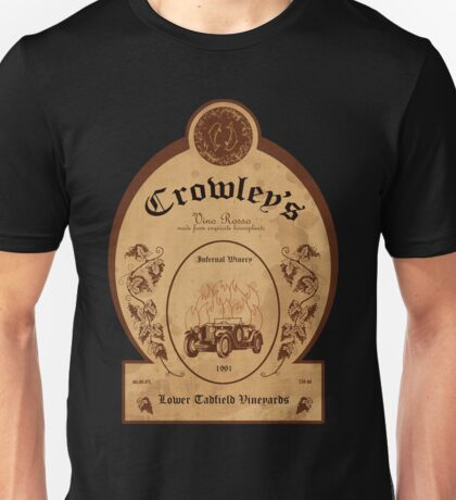 Crowley's Infernal Winery Unisex T-Shirt