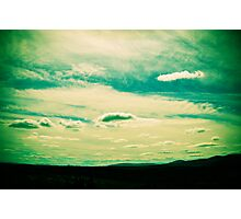 Sky & Clouds Photographic Print