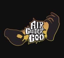 Air Guitar God One Piece - Short Sleeve