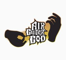Air Guitar God by CarbonClothing
