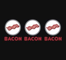 Bacon Bacon Bacon Kids Clothes