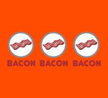 Bacon Bacon Bacon Kids Clothes