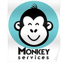 Monkey Services Poster