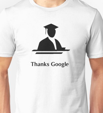 google Unisex T-Shirt
