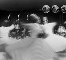 Sufi Moon by princebustor