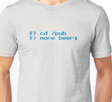 Programmer Beer Unisex T-Shirt