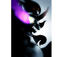 King Sombra - The darkness Photographic Print