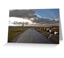 Cairn Burgail Greeting Card