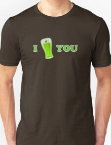 I Beer You St Patricks Day T-Shirt