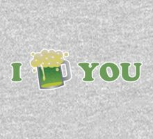 I Beer You St Patricks Day by CarbonClothing