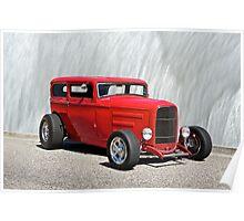 1932 Ford Sedan II Poster