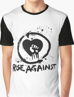 Rise Against Graphic T-Shirt
