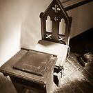Church chair. by lendale