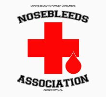 Nosebleed Association  Unisex T-Shirt