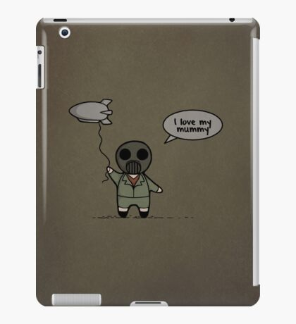 I Love My Mummy iPad Case/Skin