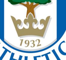 Wigan FA Cup Champions Sticker