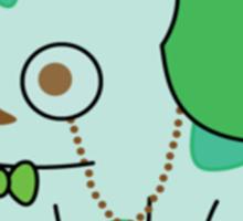 Feel Like a Sir (Bulbasaur Parody) Sticker