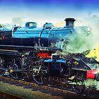 Steam Train by CPProPhoto